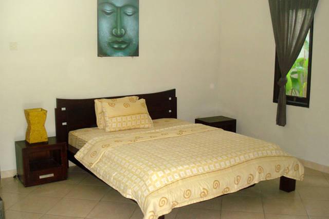Комната на Бали