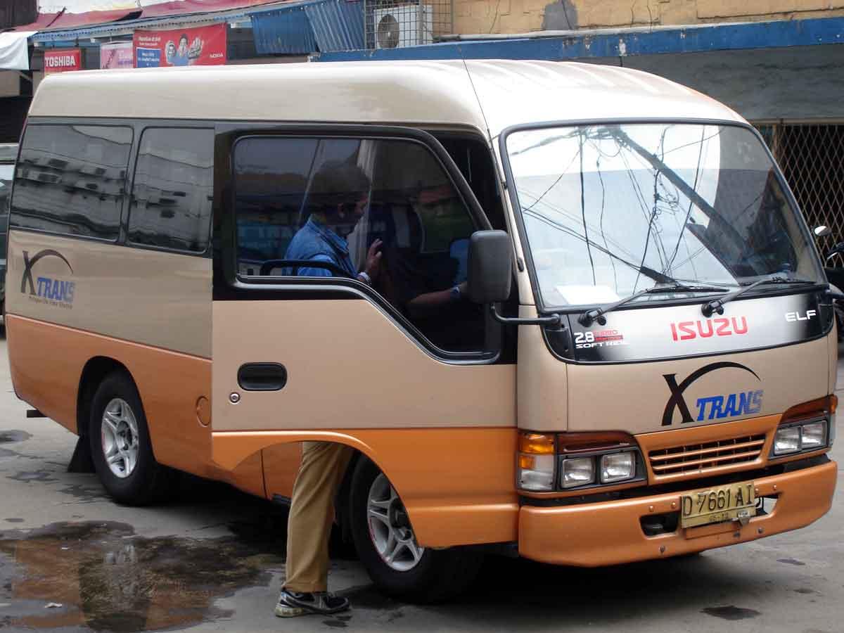 Шатл басы на Бали - транспорт для туристов